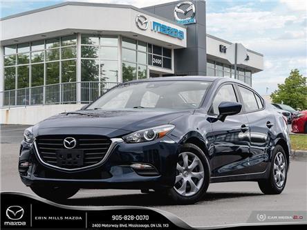 2018 Mazda Mazda3 GX (Stk: 19-0592A) in Mississauga - Image 1 of 27