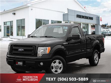 2014 Ford F-150 STX (Stk: 190998B) in Fredericton - Image 1 of 18