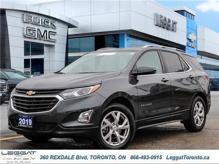 2019 Chevrolet Equinox LT (Stk: T11674) in Etobicoke - Image 1 of 29