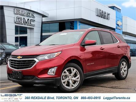 2019 Chevrolet Equinox LT (Stk: T11679) in Etobicoke - Image 1 of 27