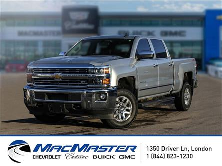 2016 Chevrolet Silverado 2500HD  (Stk: 91255A) in London - Image 1 of 10