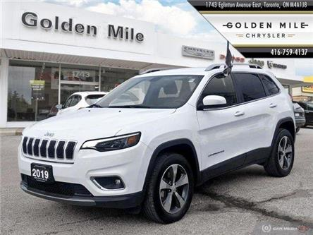 2019 Jeep Cherokee Limited (Stk: P4909) in North York - Image 1 of 18