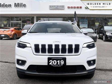 2019 Jeep Cherokee Limited (Stk: P4909) in North York - Image 2 of 18