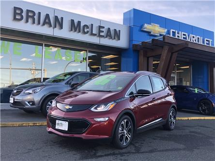 2019 Chevrolet Bolt EV Premier (Stk: M4381-19) in Courtenay - Image 1 of 25