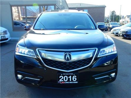 2016 Acura MDX Elite Package (Stk: 5FRYD4) in Kitchener - Image 2 of 30