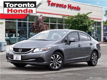 2013 Honda Civic LX (Stk: 39567) in Toronto - Image 1 of 27
