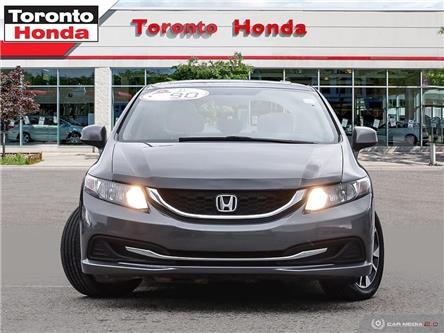 2013 Honda Civic EX (Stk: 39710A) in Toronto - Image 2 of 27