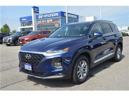 2019 Hyundai Santa Fe  (Stk: 007039) in Milton - Image 1 of 21