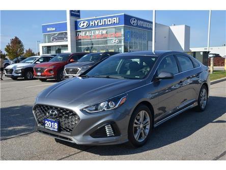 2018 Hyundai Sonata  (Stk: 651512) in Milton - Image 1 of 19