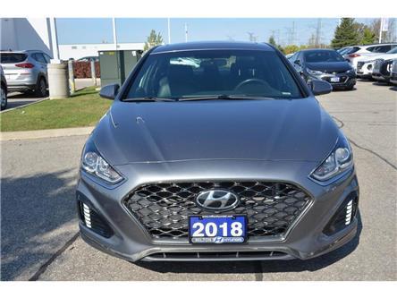 2018 Hyundai Sonata  (Stk: 651512) in Milton - Image 2 of 19
