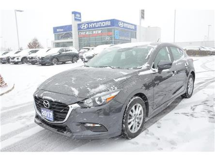 2017 Mazda Mazda3 Sport GS (Stk: 132618) in Milton - Image 1 of 17