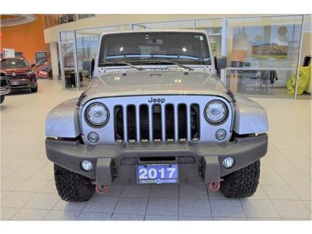 2017 Jeep Wrangler Unlimited Sahara (Stk: 641652) in Milton - Image 2 of 37