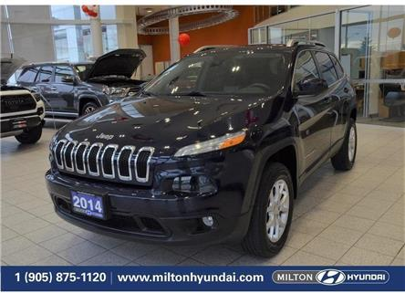 2014 Jeep Cherokee North (Stk: 285526) in Milton - Image 1 of 39