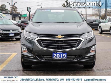 2019 Chevrolet Equinox LT (Stk: T11674) in Etobicoke - Image 2 of 29