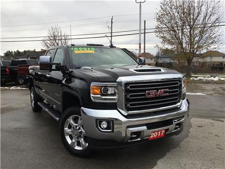 2017 GMC Sierra 2500HD SLT (Stk: 178894) in Grimsby - Image 1 of 21