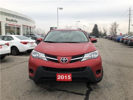 2015 Toyota RAV4 LE (Stk: P1996) in Whitchurch-Stouffville - Image 2 of 13
