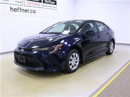 2020 Toyota Corolla LE (Stk: 200504) in Kitchener - Image 1 of 3