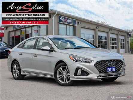 2019 Hyundai Sonata Sport (Stk: 1HS9192) in Scarborough - Image 1 of 30