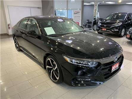 2018 Honda Accord Sport (Stk: 16554A) in North York - Image 1 of 24