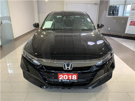 2018 Honda Accord Sport (Stk: 16554A) in North York - Image 2 of 24