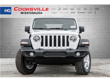 2020 Jeep Wrangler Sport (Stk: LW192039) in Mississauga - Image 2 of 17