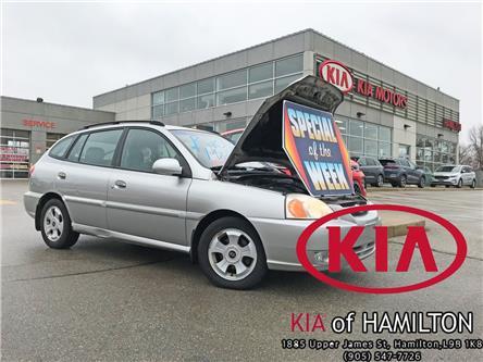 2004 Kia Rio RXV (Stk: P10541A) in Hamilton - Image 1 of 13