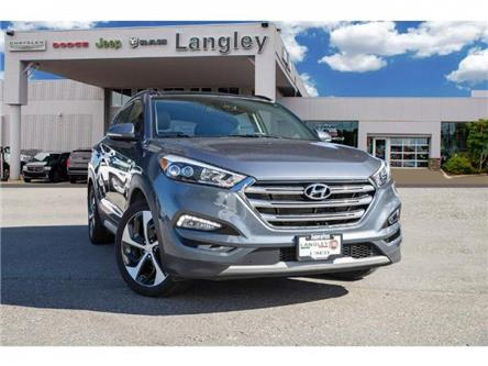 2018 Hyundai Tucson Ultimate 1.6T (Stk: LF9073) in Surrey - Image 1 of 20