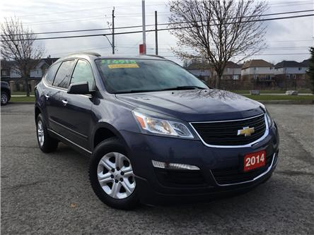 2014 Chevrolet Traverse LS (Stk: K395B) in Grimsby - Image 1 of 19