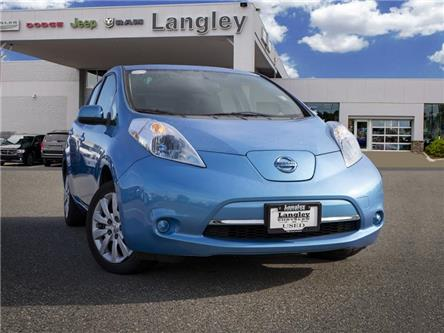 2014 Nissan LEAF S (Stk: LC0046) in Surrey - Image 1 of 20
