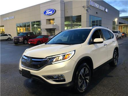 2015 Honda CR-V Touring (Stk: RP19160A) in Vancouver - Image 1 of 25