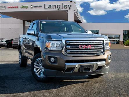 2015 GMC Canyon SLT (Stk: EE910440A) in Surrey - Image 1 of 25