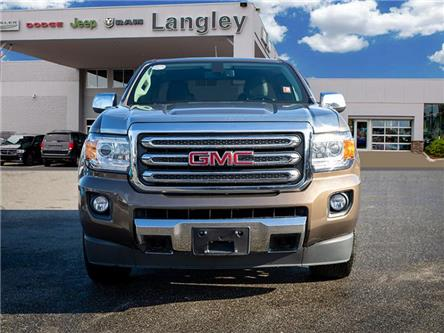 2015 GMC Canyon SLT (Stk: EE910440A) in Surrey - Image 2 of 25