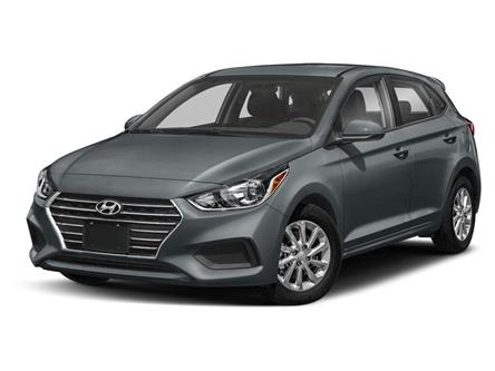 2020 Hyundai Accent Preferred (Stk: D00106) in Fredericton - Image 1 of 9