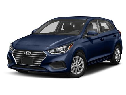 2020 Hyundai Accent Essential w/Comfort Package (Stk: D00157) in Fredericton - Image 1 of 9