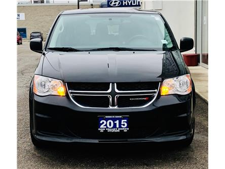 2015 Dodge Grand Caravan SE/SXT (Stk: 8155H) in Markham - Image 2 of 24