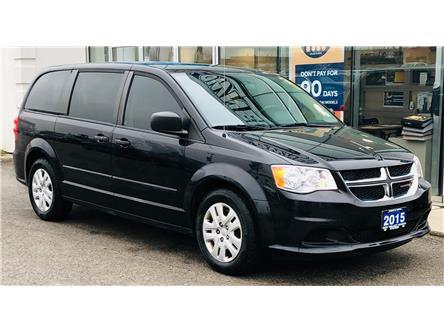 2015 Dodge Grand Caravan SE/SXT (Stk: 8155H) in Markham - Image 1 of 24