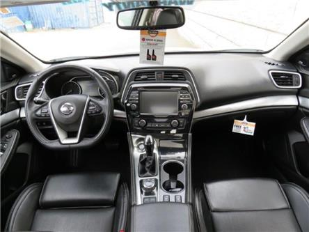 2018 Nissan Maxima  (Stk: D91077P) in Fredericton - Image 2 of 23