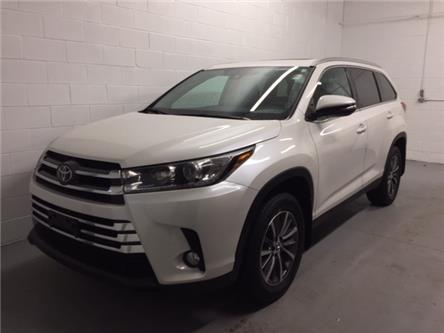 2019 Toyota Highlander XLE (Stk: TV363) in Cobourg - Image 1 of 9