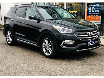2017 Hyundai Santa Fe Sport 2.0T Limited (Stk: 8153H) in Markham - Image 1 of 26
