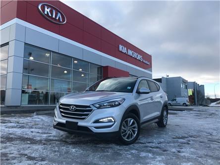 2018 Hyundai Tucson SE 2.0L (Stk: P0441) in Calgary - Image 1 of 24