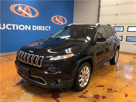 2015 Jeep Cherokee Limited (Stk: 15-671168) in Lower Sackville - Image 1 of 17