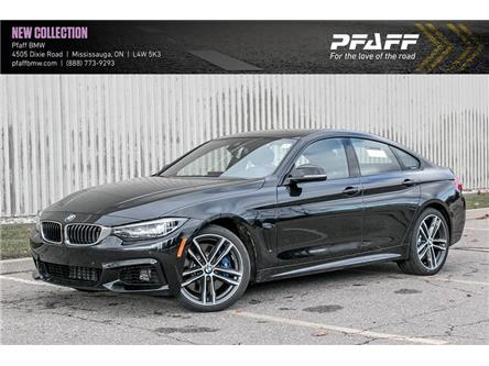 2019 BMW 440i xDrive Gran Coupe (Stk: 21655) in Mississauga - Image 1 of 21