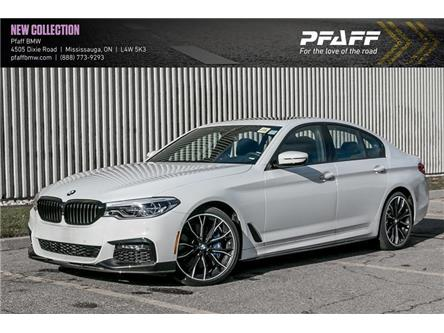 2019 BMW 540i xDrive (Stk: 21950) in Mississauga - Image 1 of 22