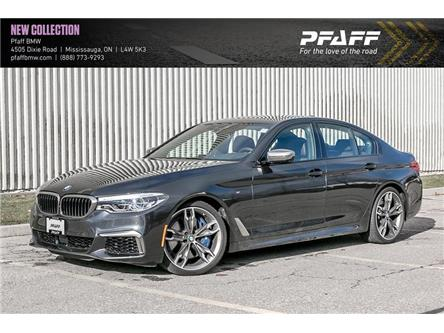 2019 BMW M550i xDrive (Stk: 22566) in Mississauga - Image 1 of 22