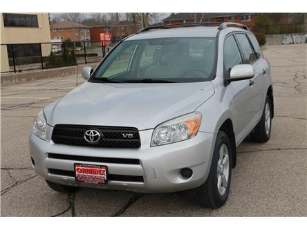 2008 Toyota RAV4 Limited V6 (Stk: 1910476) in Waterloo - Image 1 of 27