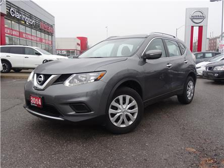 2014 Nissan Rogue S (Stk: EC827533P) in Bowmanville - Image 1 of 27