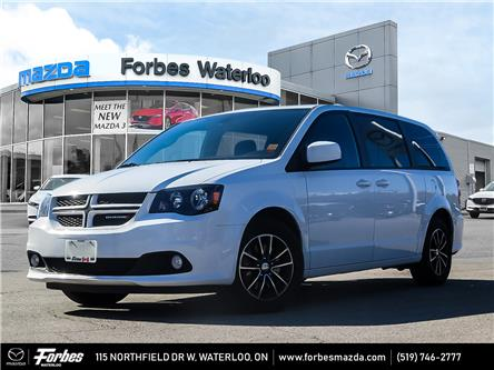 2018 Dodge Grand Caravan GT (Stk: W2334) in Waterloo - Image 1 of 25