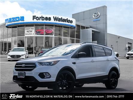 2017 Ford Escape SE (Stk: W2328A) in Waterloo - Image 1 of 24