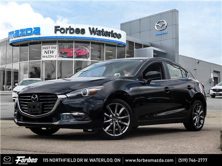 2018 Mazda Mazda3 Sport GT (Stk: W2370) in Waterloo - Image 1 of 26