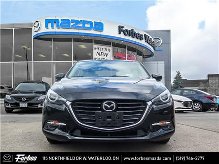 2018 Mazda Mazda3 Sport GT (Stk: W2370) in Waterloo - Image 2 of 26